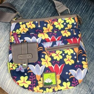 Lily Bloom Crossbody Flower Purse